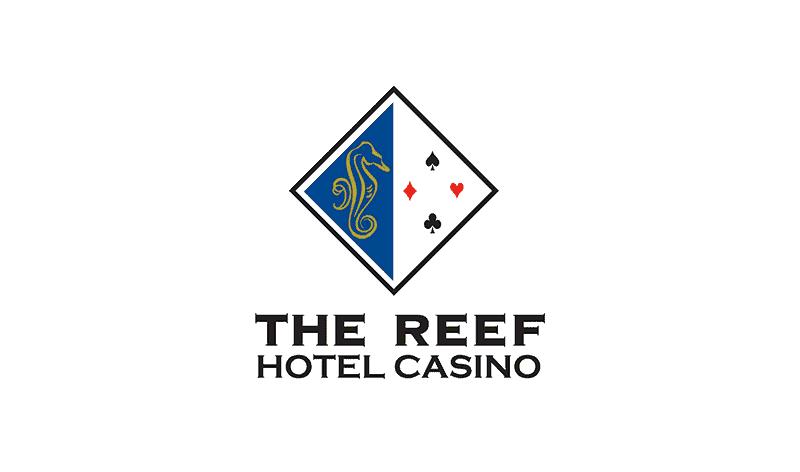 The Reef Hotel Casino logo